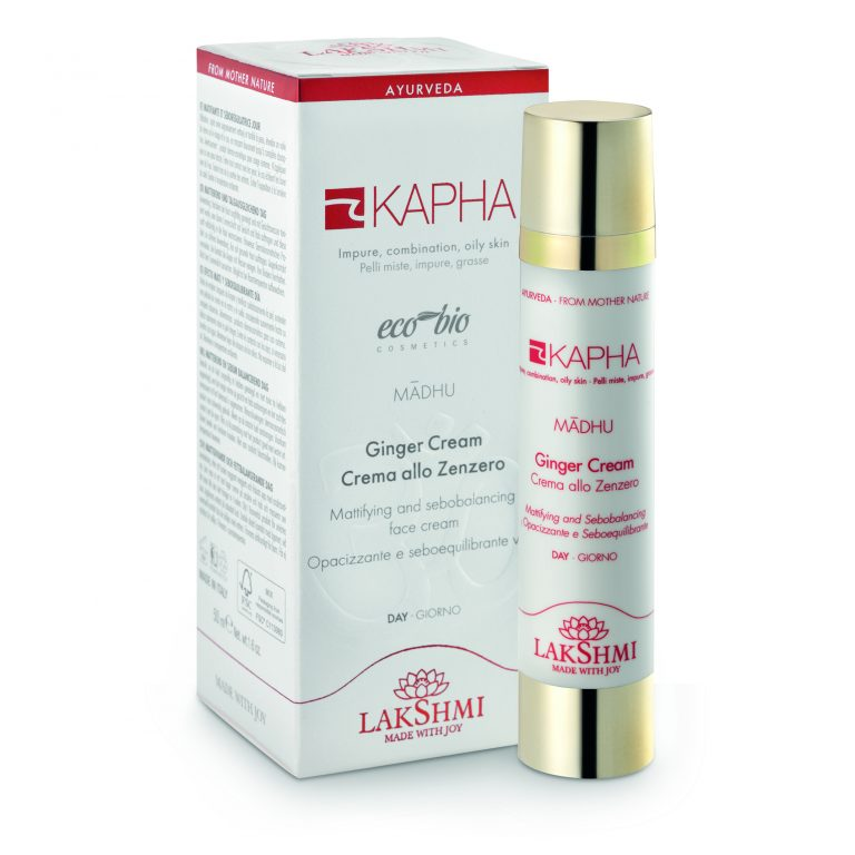 Ginger Cream Kapha