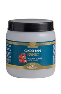 Garshan salt scrub