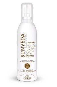 Sunveda spray 10 Spf